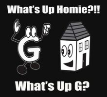 Homie G Black shirt by Supaflysamurai