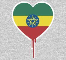ETHIOPIAN BLEEDING HEART Kids Clothes