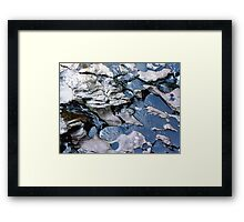 Loss of Direction Framed Print