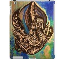 Black Flame iPad Case/Skin
