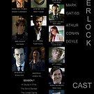 Sherlock Cast by Catherss