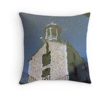 Industrial Revolution Revisited Throw Pillow