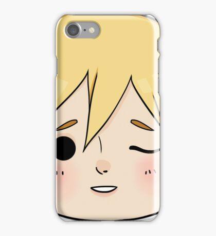 Krista (Historia) Wink! iPhone Case/Skin