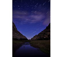 Startrails Gap Of Dunloe  Photographic Print