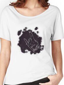 Evil Regal Sign Women's Relaxed Fit T-Shirt