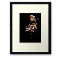 MARY~ Framed Print