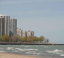 Chicago Shoreline by kashmirecho