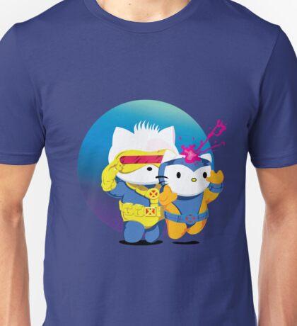 Mutant-Crossed Lovers Unisex T-Shirt