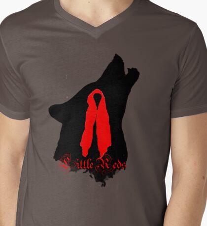 Little Reds- cloak Mens V-Neck T-Shirt