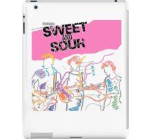 SWEET & SOUR iPad Case/Skin