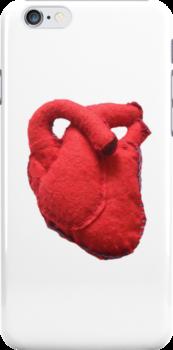 Anatomical heart  by Revital  Naumovsky