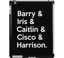 Flash iPad Case/Skin