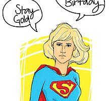 Happy Birthday Card by DottsperInches