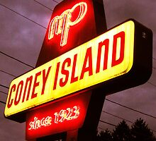 Small Town Coney Island by Nevermind the Camera Photography