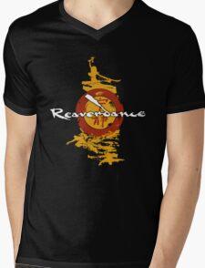 Reaverdance Mens V-Neck T-Shirt