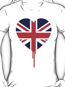 BRITISH BLEEDING HEART T-Shirt