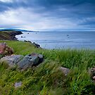 Cap le moine, Cape Breton Island, NS. by michelsoucy