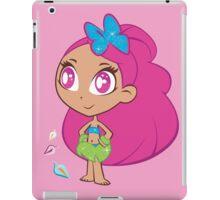 HANA-PRINCESS OF THE SEA iPad Case/Skin