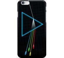 Dark Side of the Grid iPhone Case/Skin