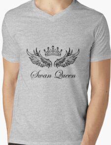 Swan Queen  Mens V-Neck T-Shirt
