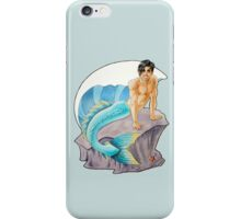 Merman Muscle iPhone Case/Skin