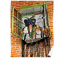 Mardi Gras in West Hollywood Poster