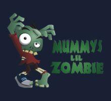 Mummy's Lil Zombie II Kids Tee