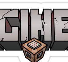 Minecraft Redstone Engineer Sticker