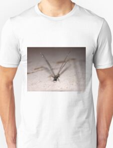 Ant-lion on textured background T-Shirt