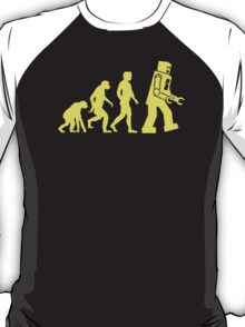 Sheldon Robot Evolution T-Shirt