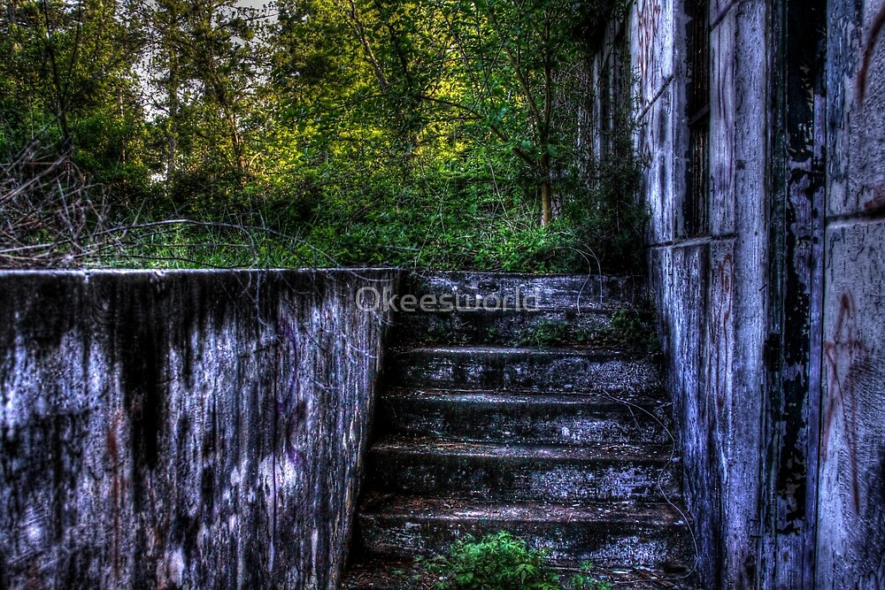 Ascending from Decay by Okeesworld