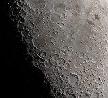 The Moon by TexasBarFight