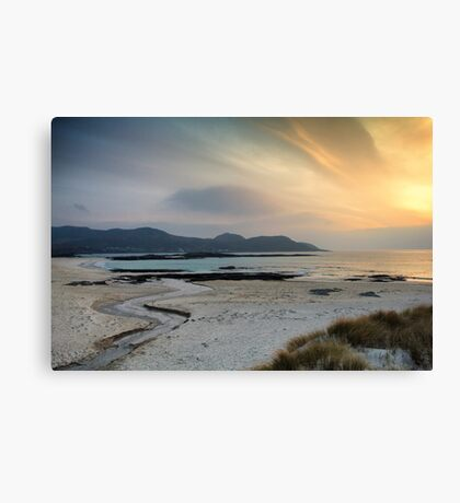 Sanna Bay Canvas Print