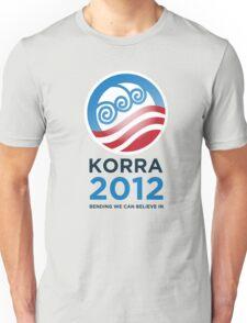 Korra 2012 Unisex T-Shirt