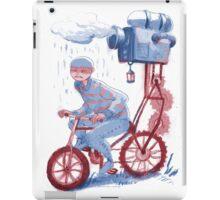 Depression Machine iPad Case/Skin
