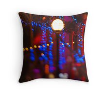 West Hollywood Lights 2 Throw Pillow