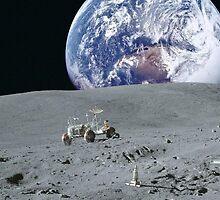 The Moon Buggy by TexasBarFight