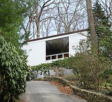 Mid Century Modern - Beaven Mills House by Jane McDougall