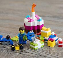Birthday Boy! by Gillian Berry