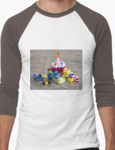Birthday Boy! Men's Baseball ¾ T-Shirt