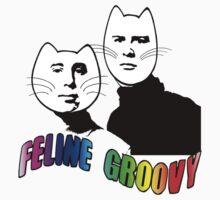 Feline Groovy by Kezzarama