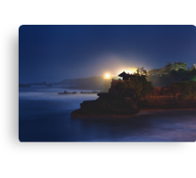 Pura Tanah lot  Canvas Print