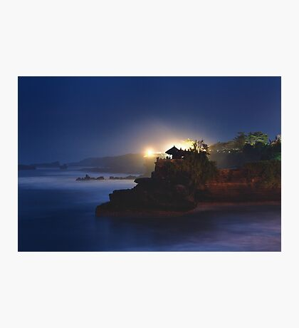 Pura Tanah lot  Photographic Print
