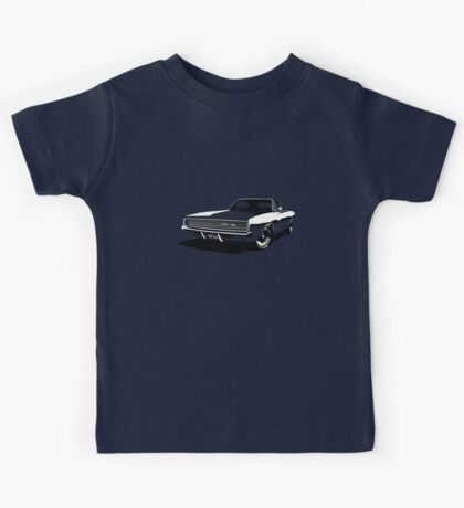 Dodge Charger Kids Tee