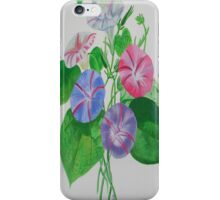 A Morning Glory iPhone Case/Skin