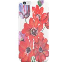 The Wild Anemone iPhone Case/Skin