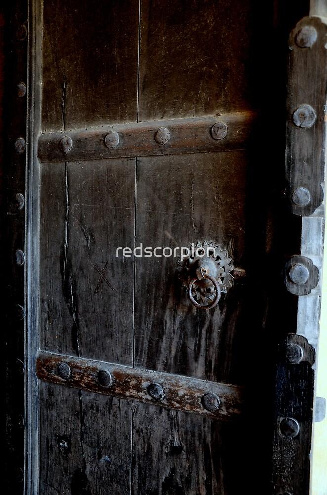 Doors of Jaipur - V by redscorpion