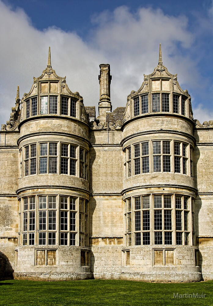 Kirby Hall 1 by MartinMuir