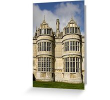 Kirby Hall 1 Greeting Card