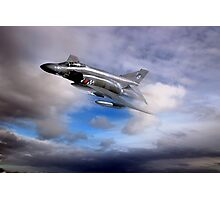 Royal Air Force F4 Phantom Photographic Print